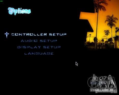 HUD de Silvestro para GTA San Andreas terceira tela