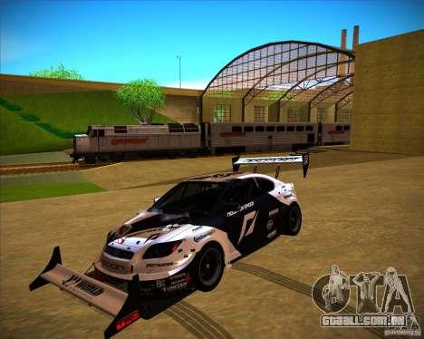 Scion tC para GTA San Andreas