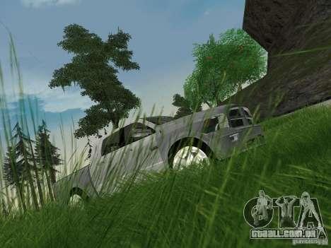 Dodge Ram 1500 Longhorn 2012 para GTA San Andreas
