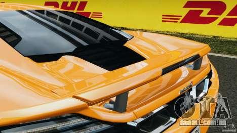 McLaren MP4-12C v1.0 [EPM] para GTA 4 rodas