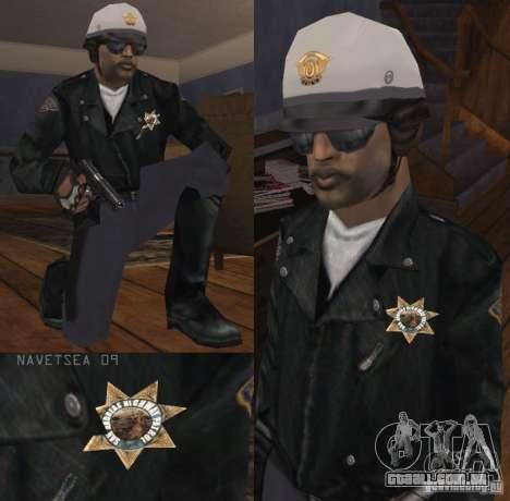 Reteksturizaciâ personagens para GTA San Andreas sétima tela