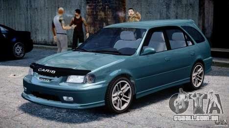 Toyota Sprinter Carib BZ-Touring 1999 [Beta] para GTA 4 esquerda vista