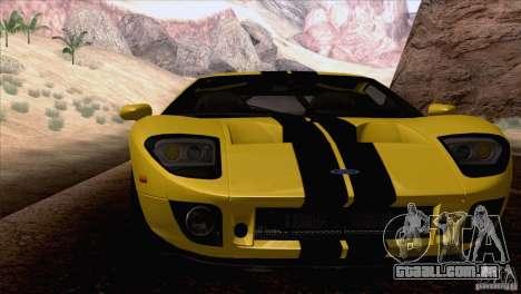SA_nGine v 1.0 para GTA San Andreas segunda tela