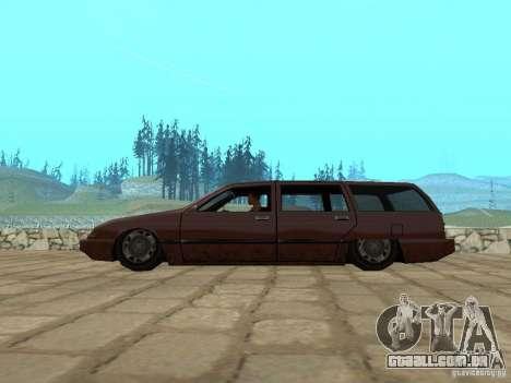 Suspensão a ar para GTA San Andreas