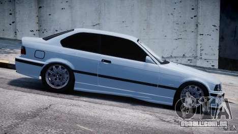 BMW M3 e36 para GTA 4 vista lateral