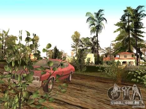 GTA SA 4ever Beta para GTA San Andreas quinto tela