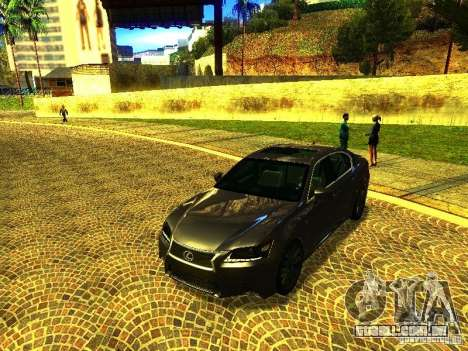 ENBSeries by JudasVladislav para GTA San Andreas terceira tela