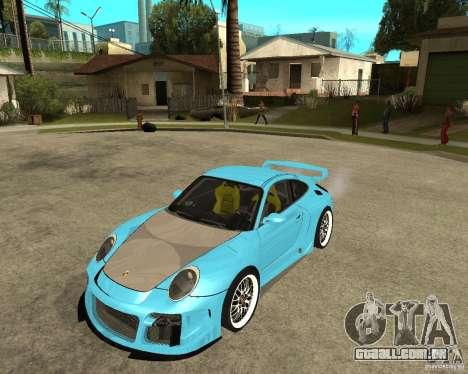 Porsche 911 Turbo Grip Tuning para GTA San Andreas