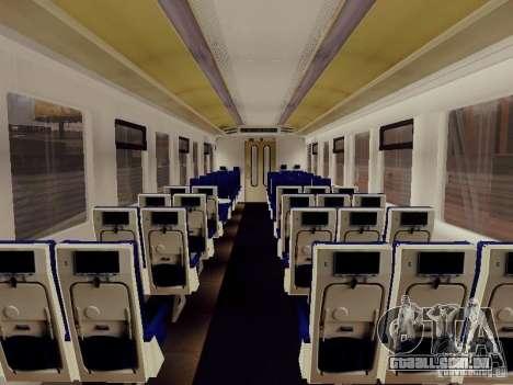ÈD4MKM 0155 para GTA San Andreas vista interior