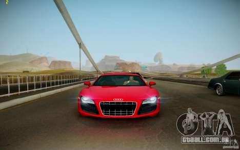 ENBSeries by muSHa v5.0 para GTA San Andreas nono tela