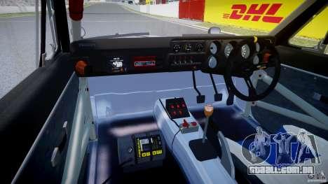 Nissan Skyline 2000 GT-R Drift Tuning para GTA 4 vista direita