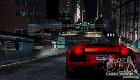 ENB Rage of Reality v 4.0 para GTA 4 nono tela