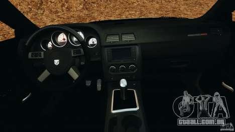 Dodge Rampage Challenger 2011 v1.0 para GTA 4 vista direita