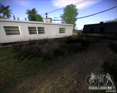 Grass form Sniper Ghost Warrior 2 para GTA San Andreas sétima tela