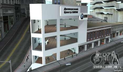 Concessionária BMW para GTA San Andreas