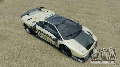 Lamborghini Diablo SV 1997 v4.0 [EPM] para GTA 4 motor