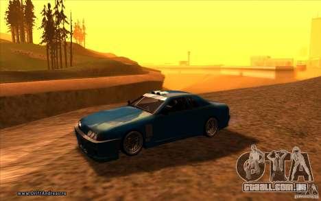 ENBSeries by MEdved para GTA San Andreas