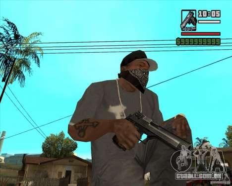 Millenias Weapon Pack para GTA San Andreas sétima tela