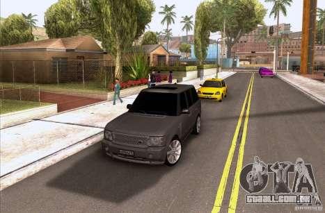 ENBSeries by HunterBoobs v2.0 para GTA San Andreas sétima tela