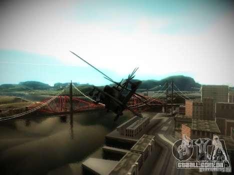 ENBSeries for medium PC para GTA San Andreas segunda tela