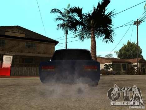 VAZ 2106 Coupe para GTA San Andreas esquerda vista