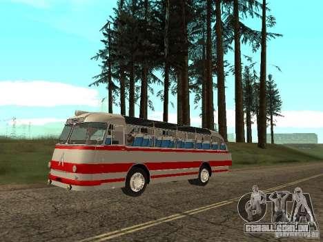 LAZ 697E turística para GTA San Andreas