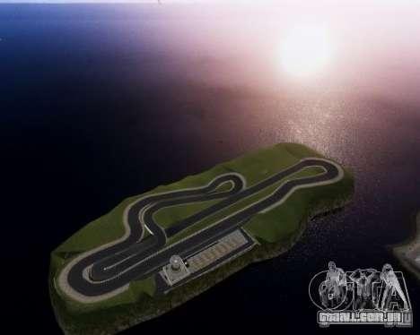 CEA Speedway IV para GTA 4 terceira tela