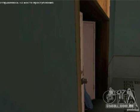 Ver TV para GTA San Andreas terceira tela