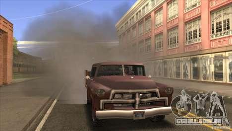 Diesel v 2.0 para GTA San Andreas segunda tela