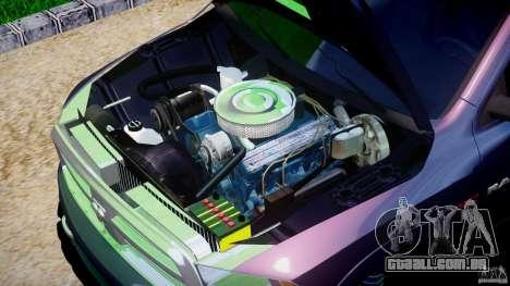 Dodge Ram 3500 2010 Monster Bigfut para GTA 4 vista direita