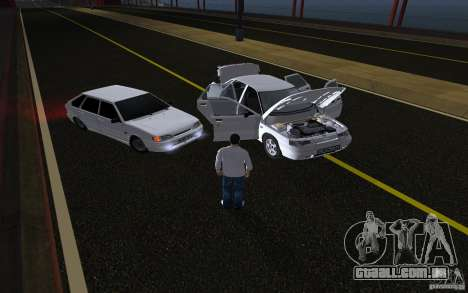 Remote lock car v3.6 para GTA San Andreas terceira tela