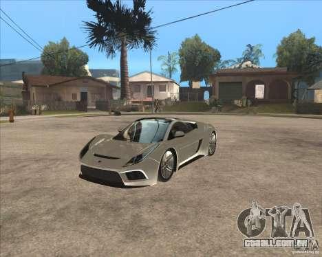 Saleen S5S Raptor para GTA San Andreas