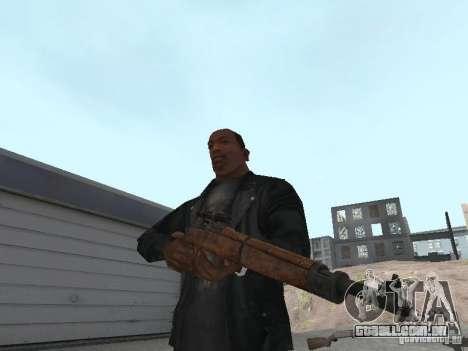 Springfield M1903 para GTA San Andreas terceira tela