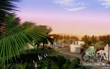 Nova Tajmcikl para GTA San Andreas segunda tela