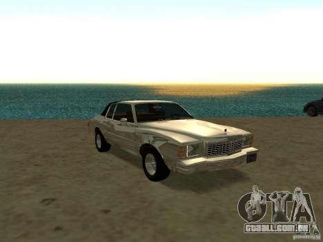 GFX Mod para GTA San Andreas terceira tela