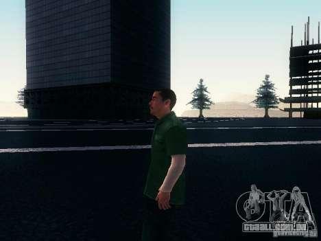 Race Ped Pack para GTA San Andreas quinto tela