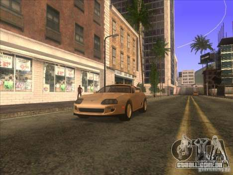 0,075 ENBSeries para PC fraco para GTA San Andreas