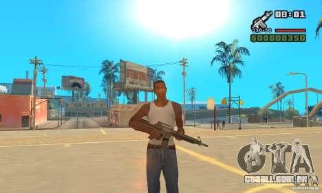 New Weapon Icon Pack para GTA San Andreas terceira tela