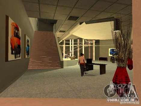 Gaz para GTA San Andreas terceira tela