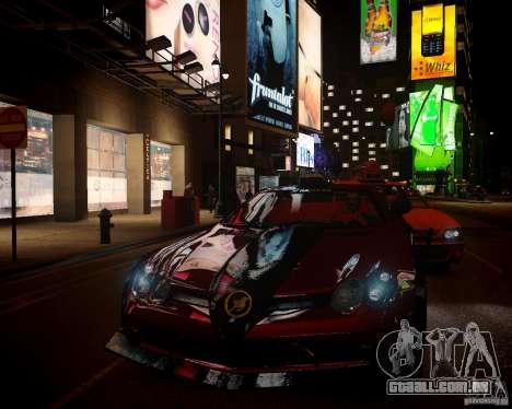 iCEnhancer 2.1 Final para GTA 4 quinto tela