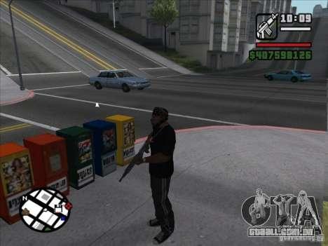 Pequenas curiosidades para GTA San Andreas