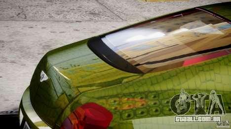 Bentley Continental SS 2010 Suitcase Croco [EPM] para GTA 4 vista inferior