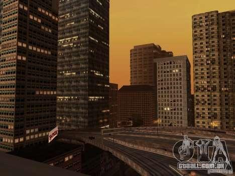 Nova textura de arranha-céus do centro da cidade para GTA San Andreas terceira tela