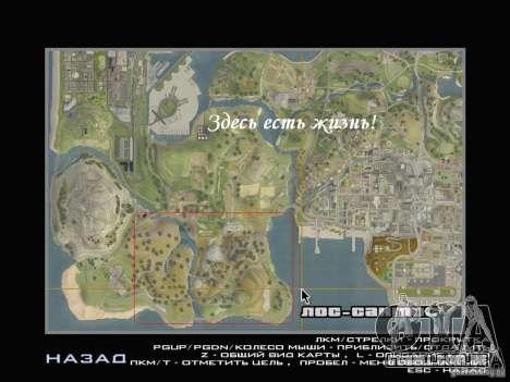 Wild Life Mod 0.1b para GTA San Andreas décima primeira imagem de tela