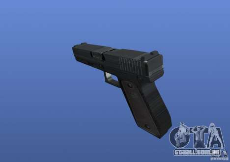 Glock para GTA 4 segundo screenshot