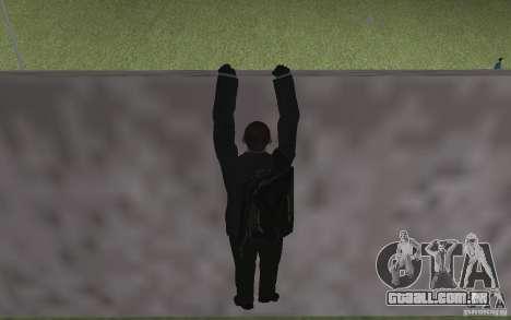 Animação de GTA IV v 2.0 para GTA San Andreas twelth tela