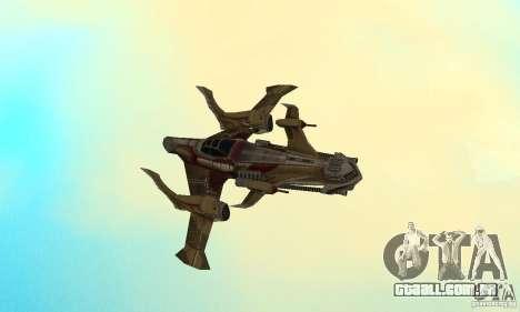 Hydra TimeShift Skin 1 para GTA San Andreas