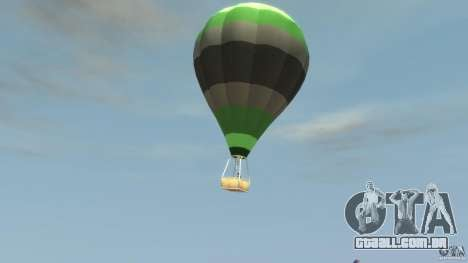 Balloon Tours option 3 para GTA 4 esquerda vista