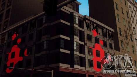 SA_gline para GTA San Andreas sexta tela