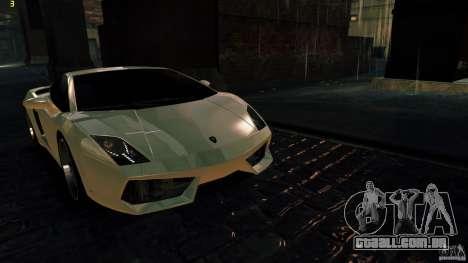 Lamborghini Gallardo Hamann para GTA 4